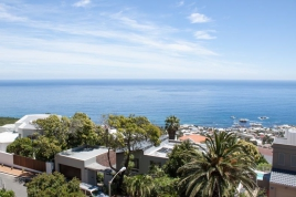 Camps Bay Self Catering – Villa Tierra