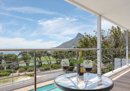 Camps Bay Self Catering – Fulham Delight