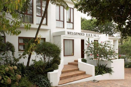 Cape Town Self Catering Accommodation - Welgemoed Manor