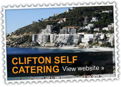 Clifton Self Catering Apartments - click to see website »