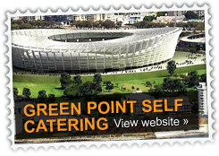 Green Point Self Catering Apartments for Rent - click to see website »