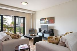 Century City Accommodation - Manhattan Wharfside 305