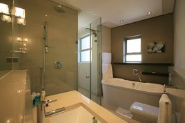 Camps Bay Accommodation - The Crystal Apartments