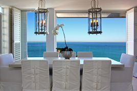 Bantry Bay Accommodation -  - Whitecliffs Penthouse