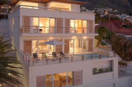Holiday Apartments - BV - Terrace