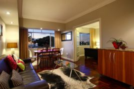 Mouille Point Accommodation - Adenium Beachfront Apartment