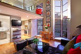 Cape Town City Bowl Accommodation - Cape Loft