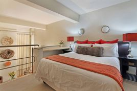 Cape Town City Bowl Accommodation - Afrinest