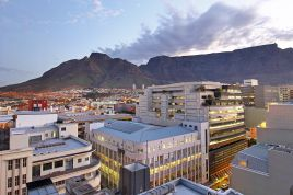 Cape Town City Bowl Accommodation - Mutual Heights 715