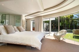 Camps Bay Accommodation - Lions View- 5 Bedroom Mainhouse