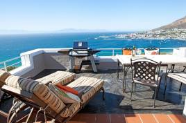 Simons Town Accommodation -  - Simons Town Penthouse