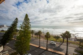 Sea Point Accommodation - Vue Devant