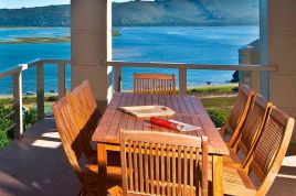 Garden Route Accommodation - Kanonkop Luxury Villa