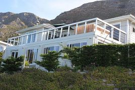 Simons Town Accommodation -  - Rocklands House
