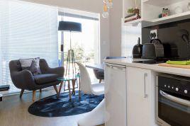 Stellenbosch Accommodation - QT - Studio Apartment