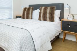 Stellenbosch Accommodation - QT - Two Bedroom Apartment