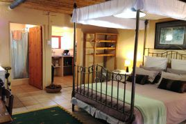 Knysna Self Catering - Forest Studio Unit