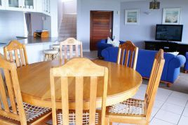 Knysna Self Catering - Beach Villa