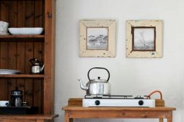 Overberg Accommodation - Arumvale - Rustic Cottage