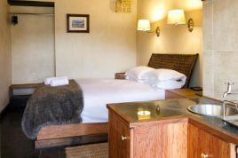 Overberg Accommodation - Arumvale - Standard Self Catering Suite