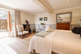Swellendam Accommodation - HCR - Luxury Double Room