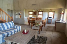 Mossel Bay Self Catering - Mosselkraker Cottage