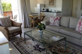 Simons Town Accommodation -  - Restio Garden Studio