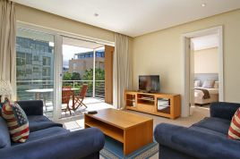 Cape Town Waterfront Accommodation - 101 Faulconier