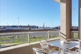 Cape Town Waterfront Accommodation - Canal Quays 1 Bed Standard