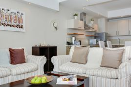 Cape Town Waterfront Accommodation - Canal Quays 1 Bed Executive