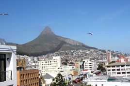 Sea Point Accommodation - Atlantic Views 603