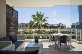 V&A Waterfront Accommodation - Juliette B 307