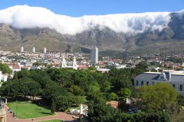 Cape Town City Bowl Accommodation - 828 St Martini Gardens