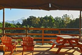 Swellendam Accommodation - AfriCamps at Kam Bati