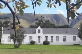 Overberg Accommodation - Stanford Hills Estates Manor House