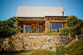 Noordhoek Accommodation - Stone Mountain Cottage