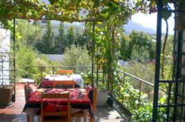 Swellendam Accommodation - Garden Cottage
