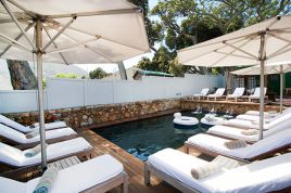 Camps Bay Accommodation - Stone Cottages
