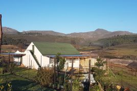 Overberg Accommodation - Lekkerdroom Farm