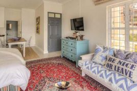 Simons Town Accommodation -  - Heavenly Ocean Mountain View Studio