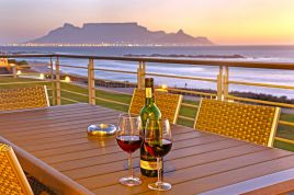 Holiday in Bloubergstrand - - Eden On The Bay 277