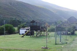 Swellendam Accommodation - Candlewood Rondavel