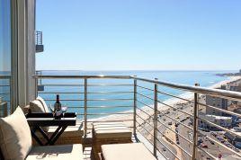 Bloubergstrand Accommodation - Horizon Bay 1504