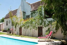 Holiday Apartments - Wittedrift Manor House Self Catering