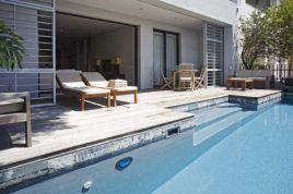 De Waterkant Accommodation - 100 Loader Main House
