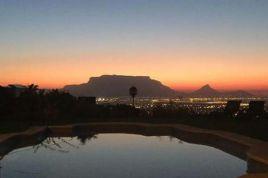 Accommodation in Cape Town - Villa Candara - Blauberg