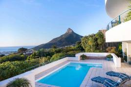 Camps Bay Accommodation - Bay Reflections Penthouse Apartment