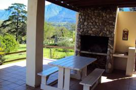 Swellendam Accommodation - Berry Cottages At Wildebraam Berry Estate