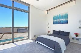 Bloubergstrand Holiday Home Rentals - On The Beach