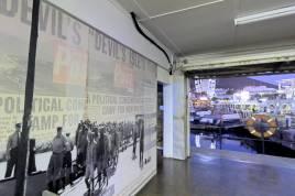 Jetty 1 Museum